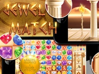 Jewel Match iPhone Game