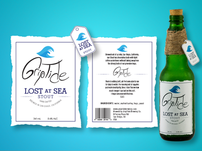Griptide Lost at Sea Brew