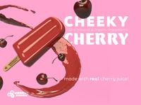 Cheeky Cherry Pop