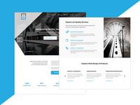 UI Design - Unigo Elevators