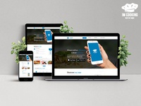 I am Cooking Website Template.