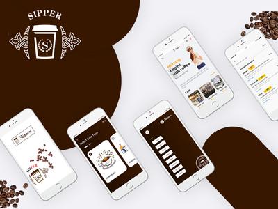Sipper App