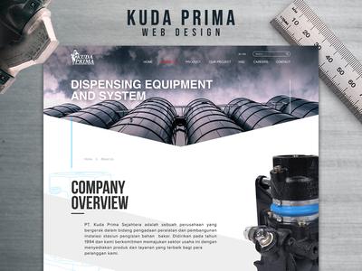 Web Design Kuda Prima
