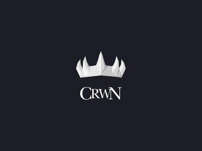 "Logo Design ""CRWN"""