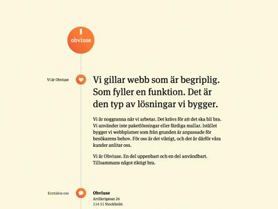 Obviuse site rebound timeline orange meta
