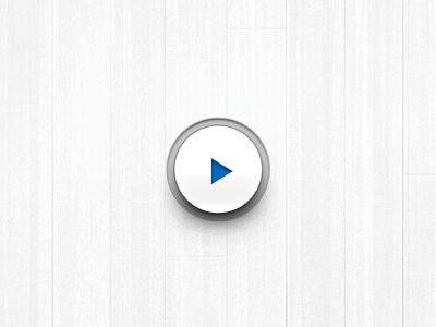 Video play button play button