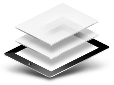 Perspective Ipad ipad isometric