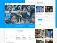 School Website Exploration