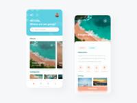 Exploration Travel App