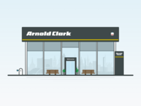 Arnold Clark Building