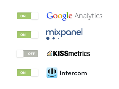Toggles analytics freight sans small caps
