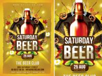 Saturday Beer Party