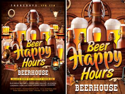 Beer Happy Hours