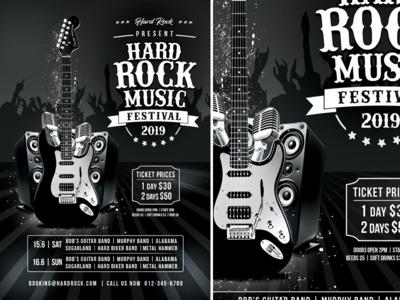 Hard Rock Music Festival