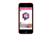 Beautiful dribbble client for iOS,some promo codes for you.