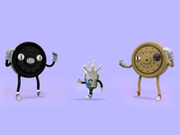 Oreo Fighters