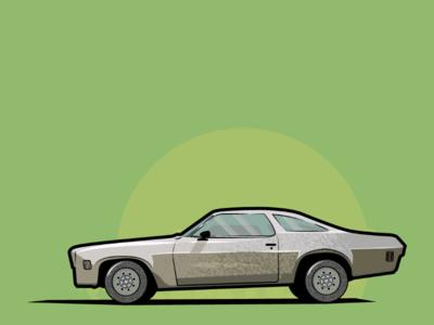 Chevelle vector illustrator design