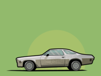 Chevelle vector illustrator design