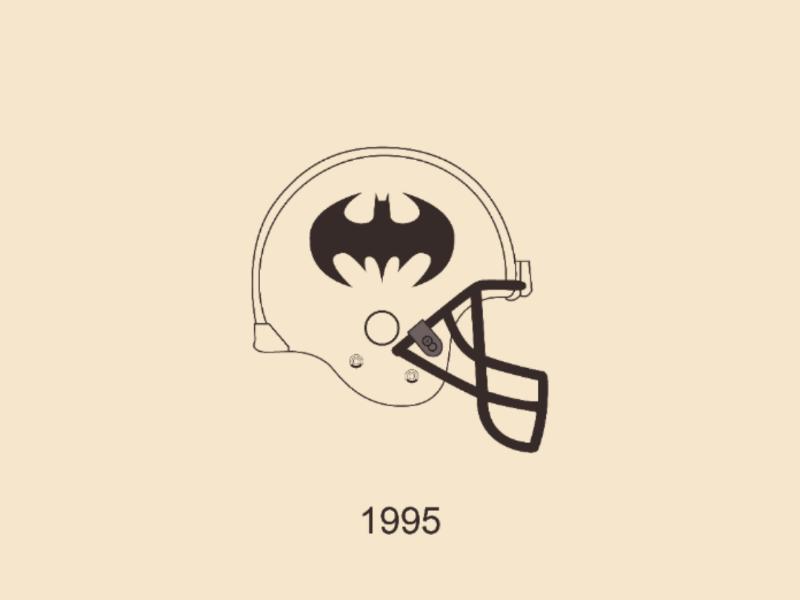 Batman 95 vector illustrator design