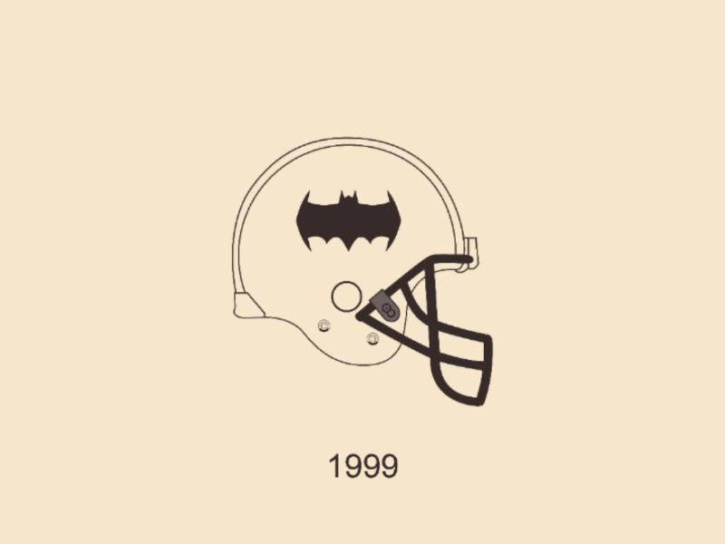 Batman 1999 vector illustrator design