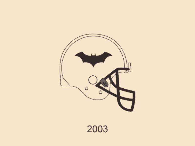 Batman 2003 vector illustrator design