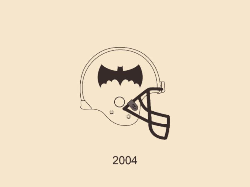 Batman 2004 vector illustrator design