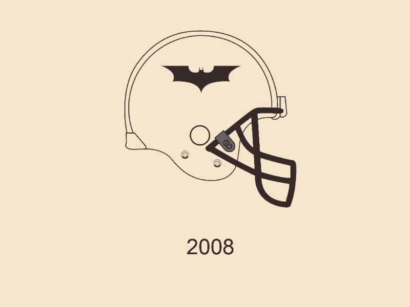 Batman 2008 vector illustrator design