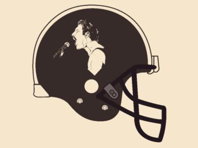Helmet Freddie