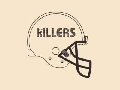 Killers helmet