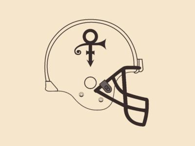 Prince helmet