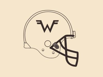 Weezer helmet