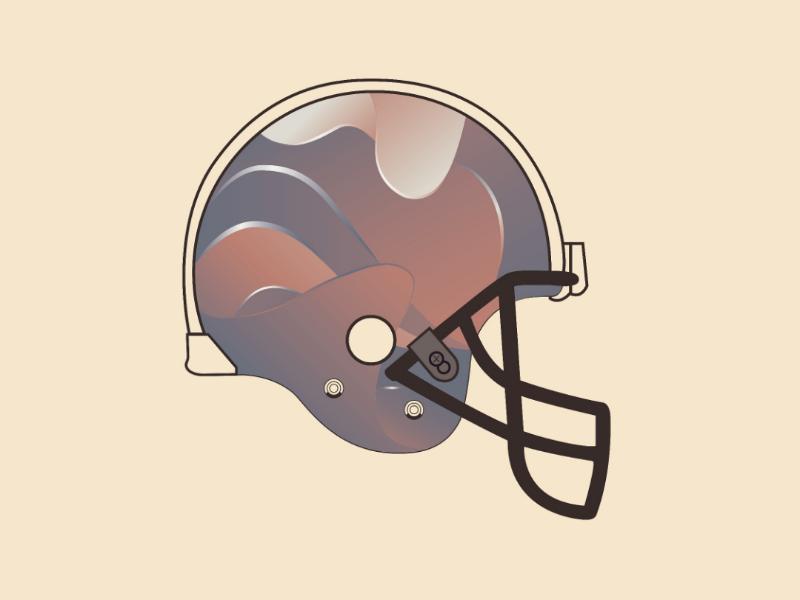 Infinity 03 helmet vector illustrator design