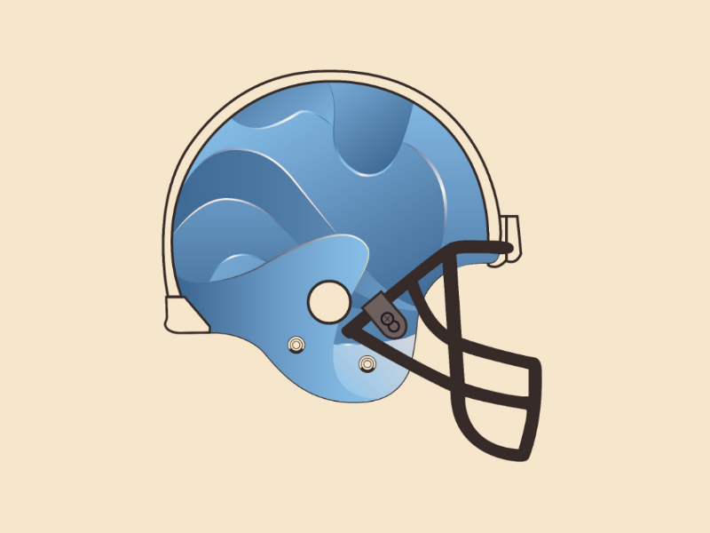 Infinity 09 helmet vector illustrator design