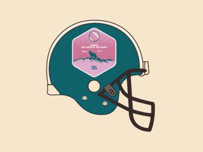 Jerez helmet