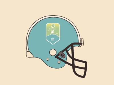 Zacatecas helmet