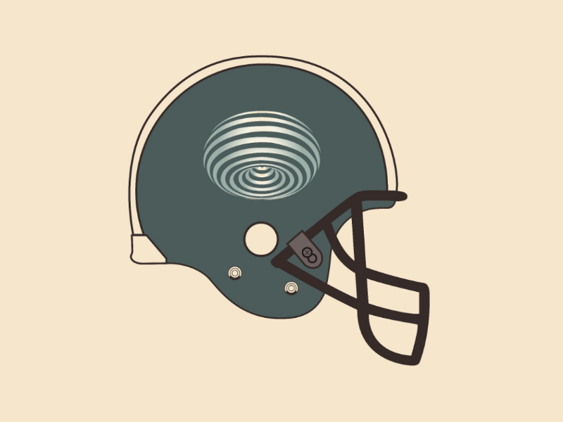 Infinity 38 helmet vector illustrator design