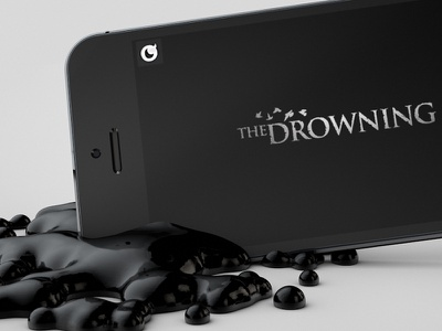 The Drowning game ui drowning ios ipad iphone mobile gaming ux play fps hud