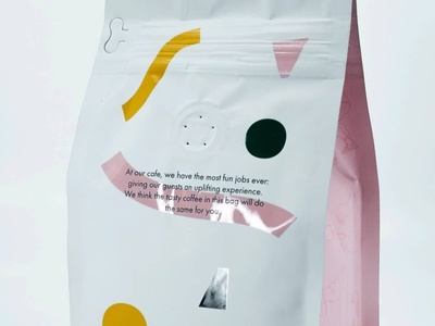 Valor Coffee Bag Design packaging print branding brand identity design