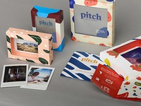 Pitch: Reusable Polaroid Packaging