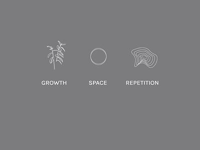 approach typography logo type design illustration