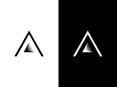 Revised Personal Logo logo bw a