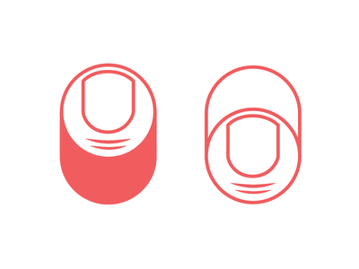 Touch Icons Revised finger icon ios7 drawing salmon