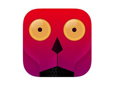 """Robot Apocalypse"" Icon ios ios7 icon app iphone skull robot"