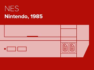 NES retro proxima nova gaming games nes nintendo