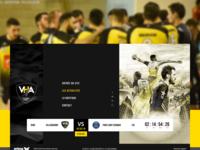 Rebrand VHA website