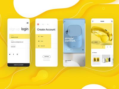e-commerc app