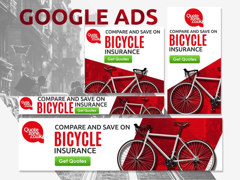 Advertising Banners set