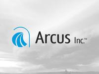 Arcus Inc. Logo creative banners mudasir nazar logotype arcus logo arcus logo design logo