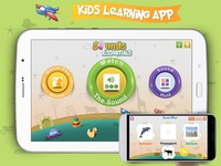 Sounds Essentials Kids Learning App UI Design