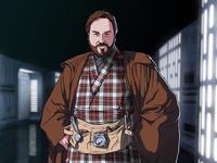 Jedi Master Al Borland